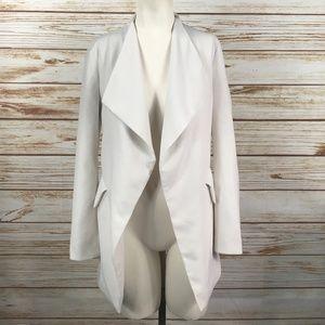 Zara Open Blazer Jacket